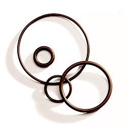O-ring for high temperatures