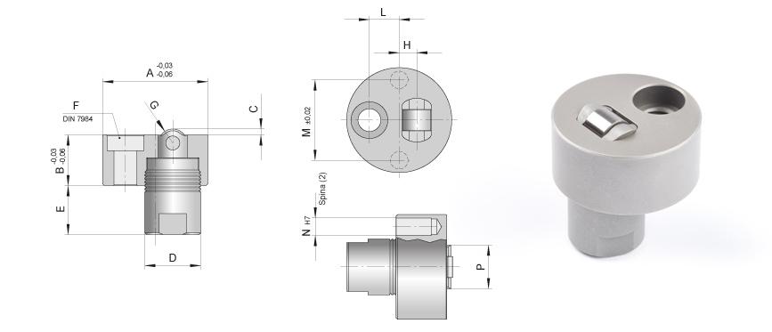 Slide Retainers Slider Locking For Molds